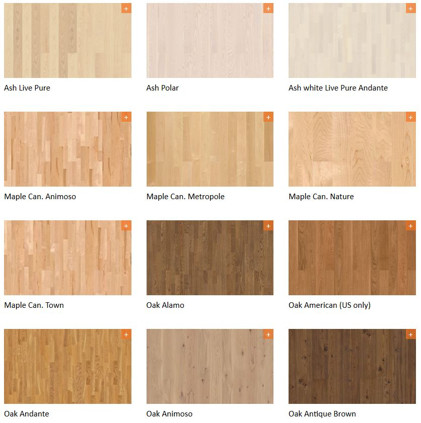 Flooring Companies Bay Area: Boen Hardwood Flooring Solid Engineered Commercial