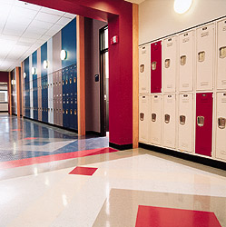 Flooring for Learning Centers
